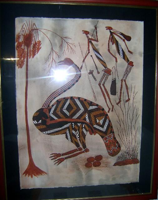 Kurrukadji The Emu