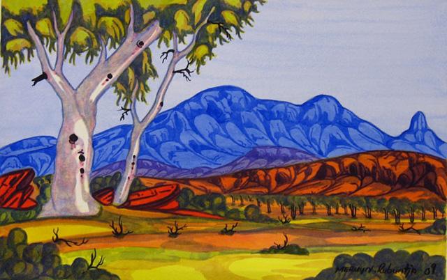 Mount Sonder NT