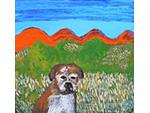 Jarntu kuja kalu nyinami Yurntumu-rla (Dogs that live in Yuendumu)