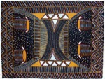 Jilamara, Milakapiti, Melville Island Triptych