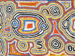 Pamapardu Jukurrpa (Flying ant Dreaming) – Wapurtali
